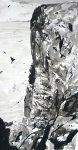 Greenface, Isle of May, 35x18cm