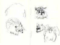 Transatlantic & New York, small sketchbook (5)