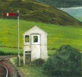 signal box, Huntly