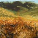 landscape series - 8, 3x3ft